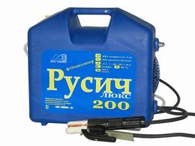 Сварочное оборудование Русич 200